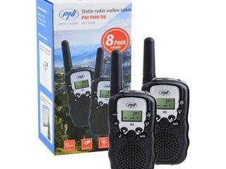 Zero   Walkie talkie Set set Of 2 Radio Phones Ex Display  purple camo