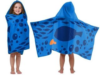 Disney  Pixar Finding Dory Dory Hooded Towel