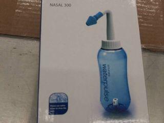 Neti Pot Sinus Rinse Bottle Nose Wash Cleaner Pressure Rinse Nasal Irrigation