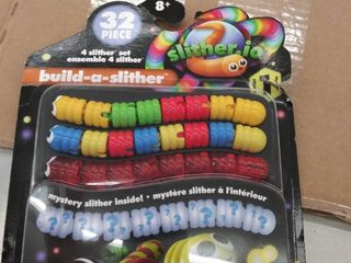 Slither io Build a slither  32 Piece set  Series 1 Sealed