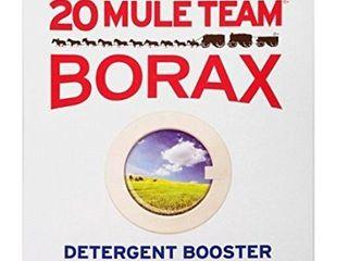 Twenty Mule Team Natural laundry Booster   Multi Purpose Cleaner  65 oz