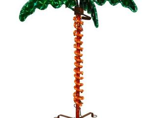 Vickerman 2 5  lED Rope light Palm Tree