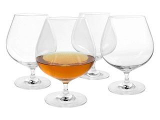 Artland Inc  Veritas Cognac Glasses   Set of 4