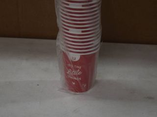 1000 Solo Hot Drink Cups   12 ounce