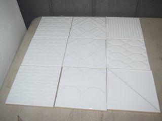 Box of 36 Bellavitatile Ceramic Wall Tile