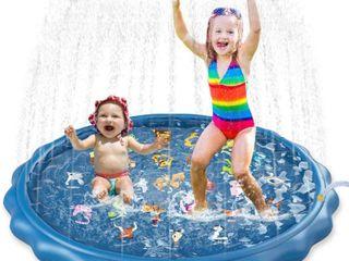 Sprinkler Splash Pad for Kids Toddlers   60