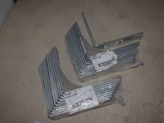 21 National Hardware Angle Braces   5  x 1