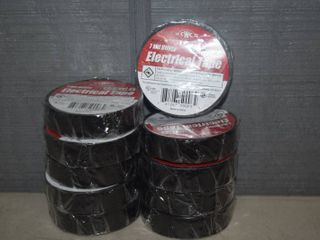 10 Rolls Electrical Tape