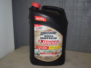 Spectracide Weed and Grass Killer Extended Control   1 33 Gallon