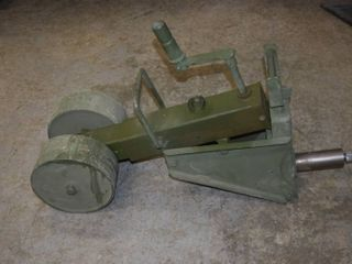 Military M105A2 landing Gear and Jack for Military M105 Trailer