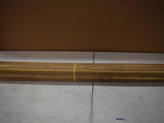25 Tree Stakes   4 Foot