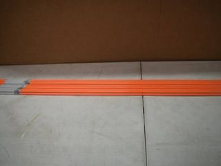 12 Reflective Driveway Markers   4 Foot