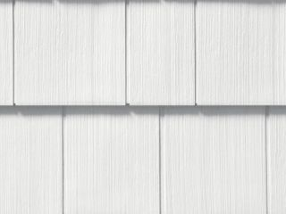 11 Pieces Certainteed Cedar Impressions D7  Colonial White Staggard Perfection Shingles Siding 15  x 47    60 sq ft
