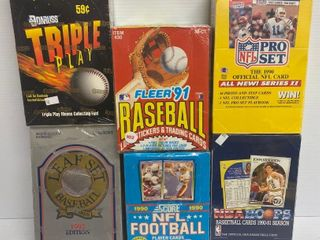 One Owner Sports Cards & Relate Online Auctiond