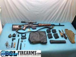 RARE*-Izhmash Tiger Dragunov 7.62X54R Rifle | Selling on SSLFirearms.com 3/16/2021