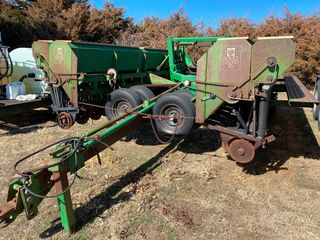 Great Plains Solid Stand Drill  Banded Disc Grass Drill