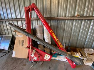 Westfield Drill Fill Auger  like New
