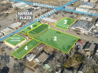 Commercial Multi-Tract Auction