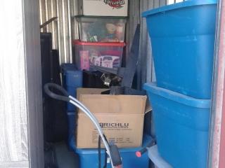 Storage Auctions in Winnipeg | L128 - Access Storage -3101 Pembina Hwy