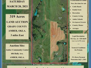 Jeffries Estate Land Auction