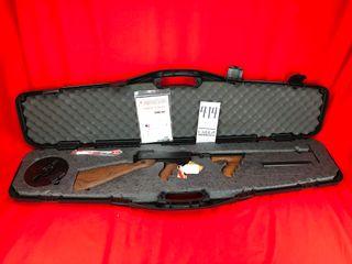 Thompson Center  Tommy Gun  M 1927 AI   45 w 10 Rd  Drum  SN KN4349  lNIB