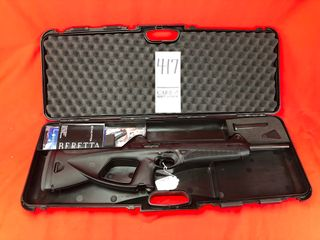 Beretta CX4 Storm  9x19mm  SN CX52332  NIB