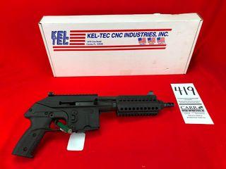 Kel Tec PlR 16  5x56mm  SN P9Y89  NIB  HANDGUN