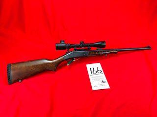 New England Firearms Handi Rifle 582  22 Hornet  Heavy Bbl  w Tasco Scope  SN NM305211