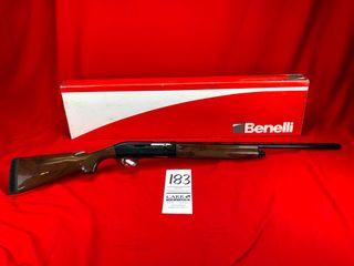 Benelli Montefel Super 90  20 Ga  SN N002339 w Box   5 Choke Tubes