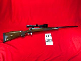 Remington 700 BDl  300 Weatherby Mag  SN C6394749 w Nikon Scope