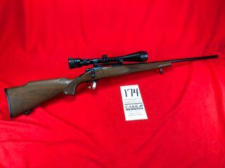 Remington 700  22 250  SN C6620160 w 6 5 20 Simmons Scope