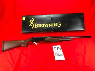 Browning BPS Youth  20 Ga  22  Bbl  Inv  Choke  SN 17748MM121 w Box