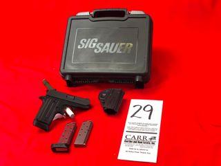 Sig Sauer P238 BBS  380 Auto  SN 27B245574  NIB  HANDGUN