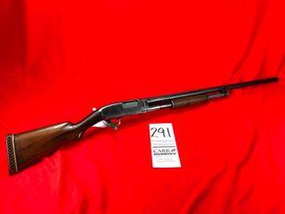 Winchester M 12  12 Ga  Full  Rib  Pad  SN 721832