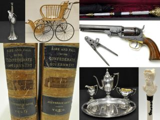 Antiques, Firearms, Collectibles - Absolute, Online Only