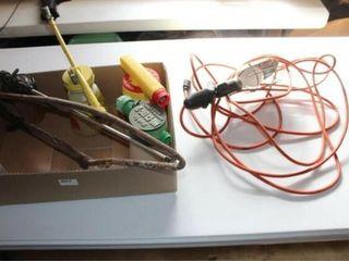 Electrical Cord w light  Sprayers