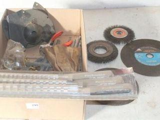 Cut off Wheel  Wire Brush Wheel  Misc