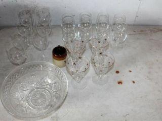 Glassware  Glass Bowl