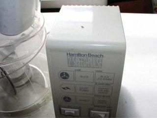 Hamilton Beach Food Processor  Surprise Box