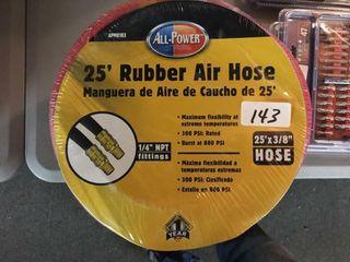 25 foot Air Hose