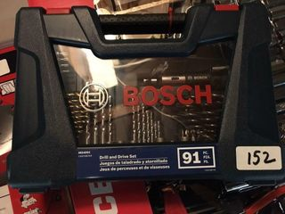 Bosch 91 pc Drill and Drive Set