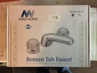 Matco Norca Roman Tub Faucet