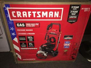 Craftsman 2800 PSI Power Washer
