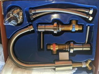 Matco Roman Tub Faucet Brushed Nickel