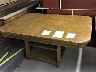 Home Meridian 63 1 2 x 49 Dining Table