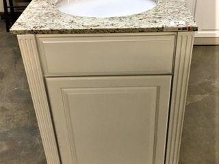 24  Bathroom Vanity with Granite top
