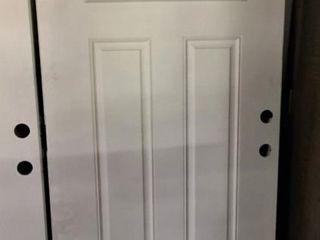 36  Door Slab Only