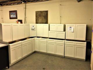Arcadia linen Kitchen Cabinet Set