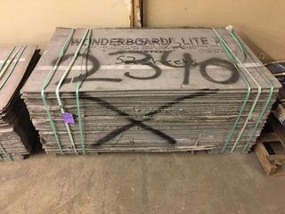3x5x 1 2  Wonderboard