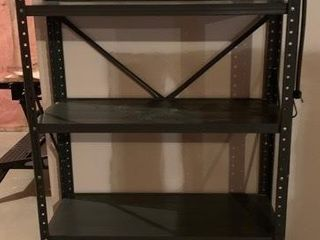 Metal Shelving Unit 5 Shelf